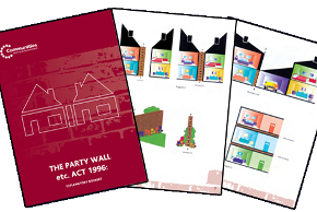 Architectural design and building surveys m brebner for Party wall act 1996